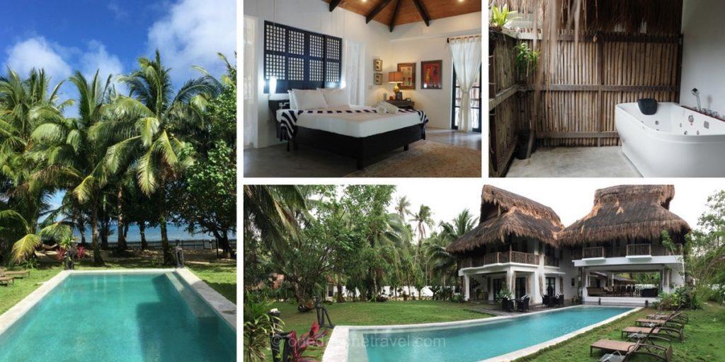 villa lux siargao Philippines Blog Voyage
