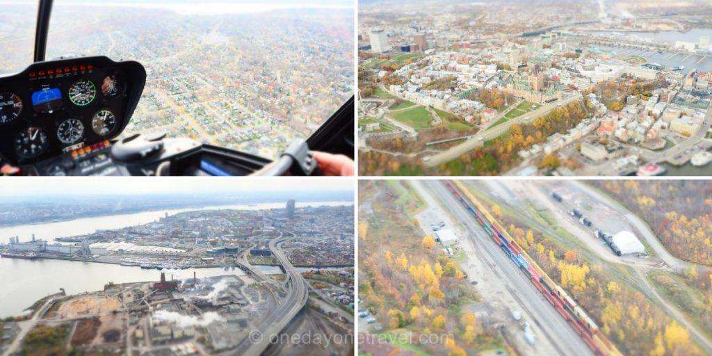 vol helicoptere survol quebec blog voyage