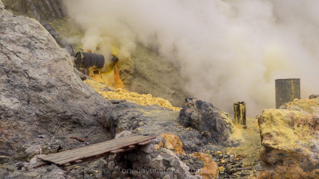 volcan Kawah Ijen