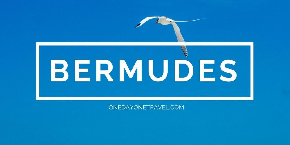 voyage aux Bermudes blog voyage