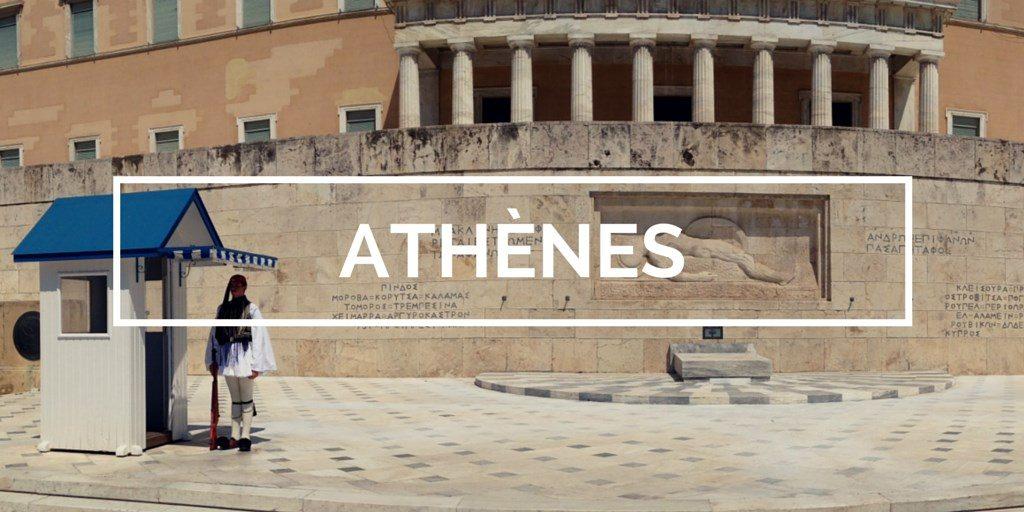 Visiter Athènes blog voyage