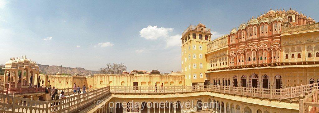 wind palace palais des vents Jaipur rajasthan