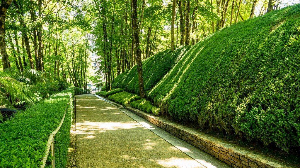 Terrasson jardin imaginaire Site du Périgord