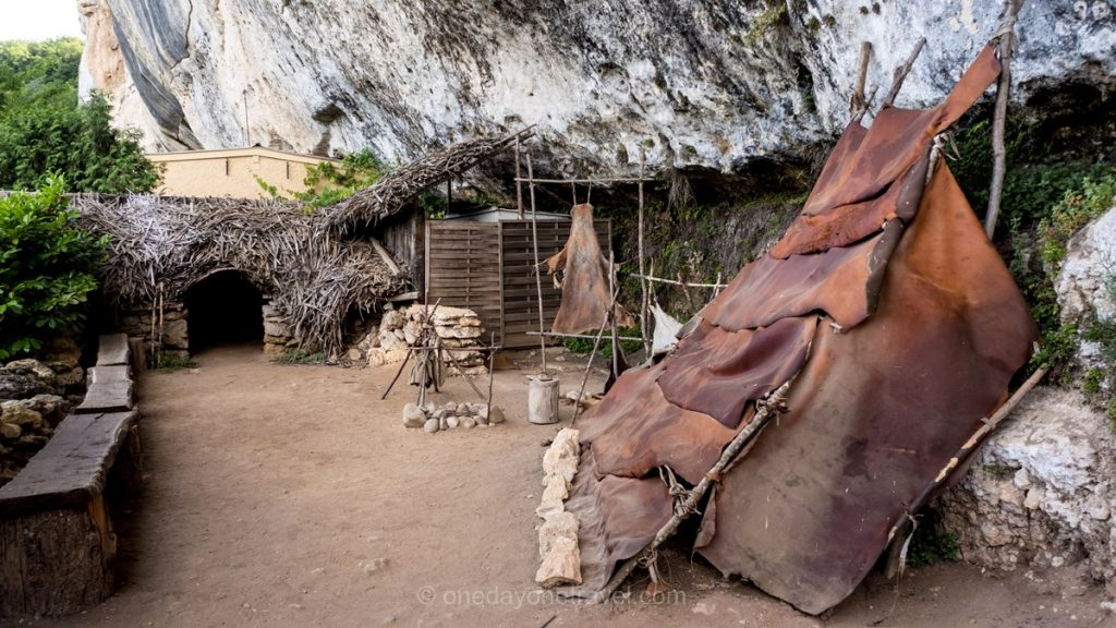 Périgord grotte du Grand Roc