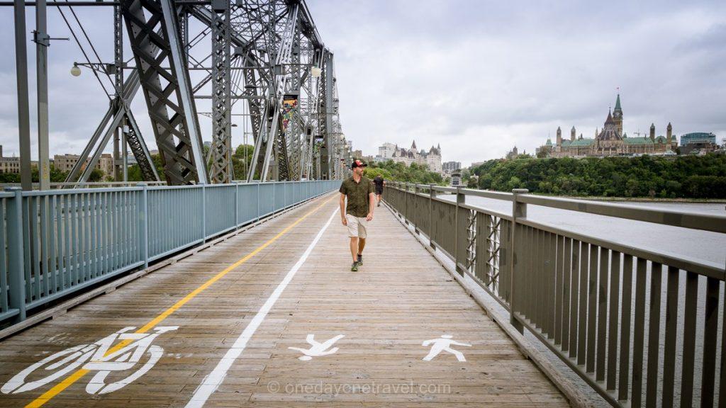 Pont Alexandra Gatineau Ottawa
