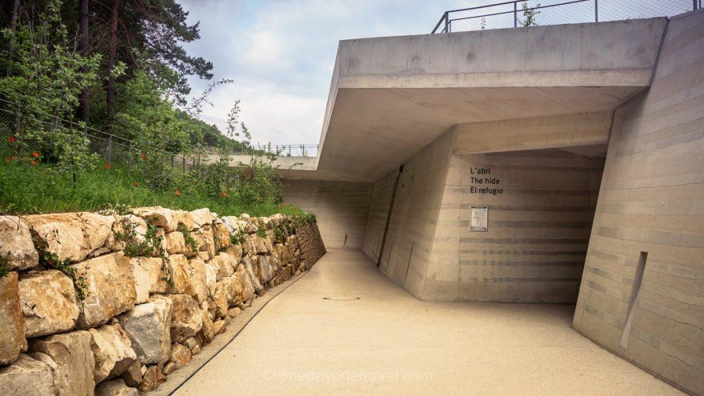 Lascaux 4 Dordogne musée architecture