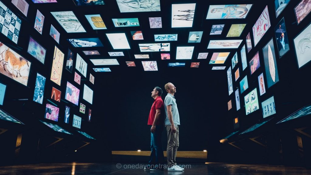 Lascaux 4 musée interactif Franck Richard