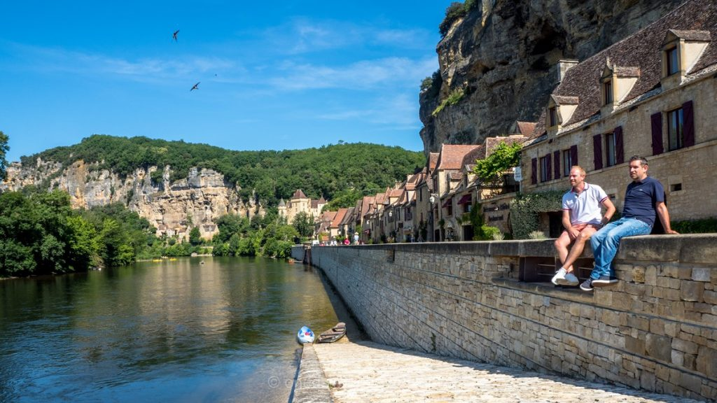 La Roque-Gageac Dordogne Franck Richard