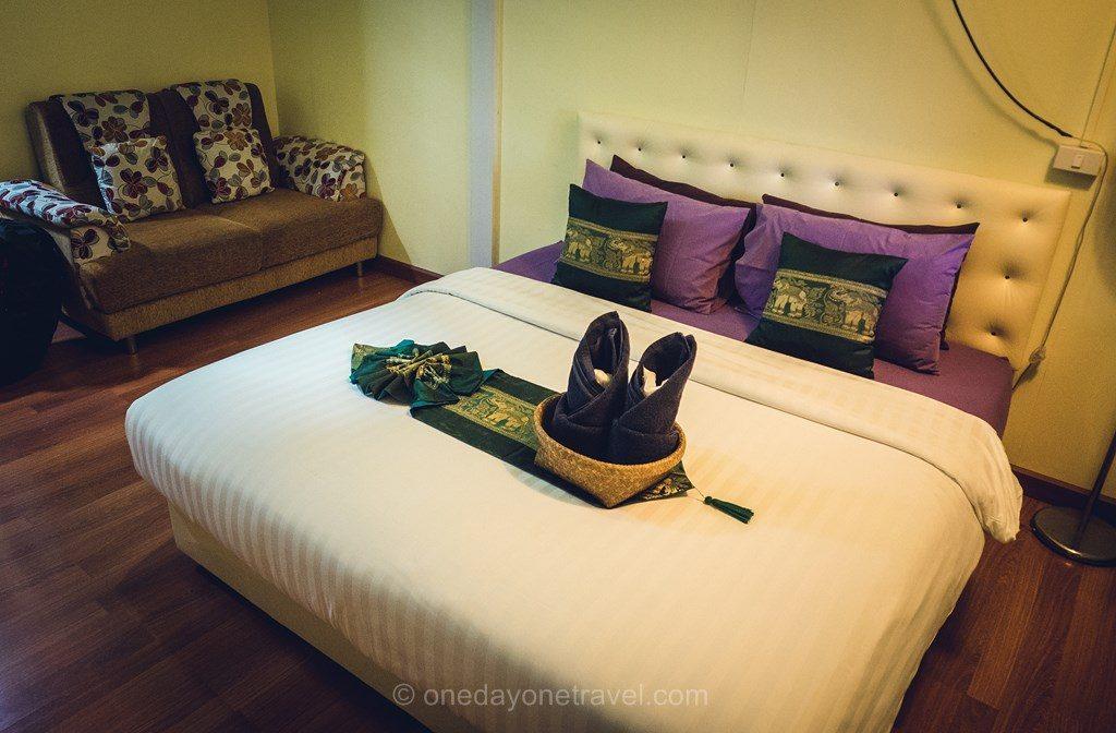 Ayutthaya Chambre hotel PU resort