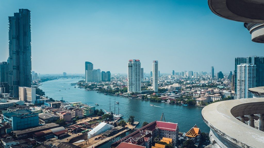 Bangkok City Guide Voyage Tourisme