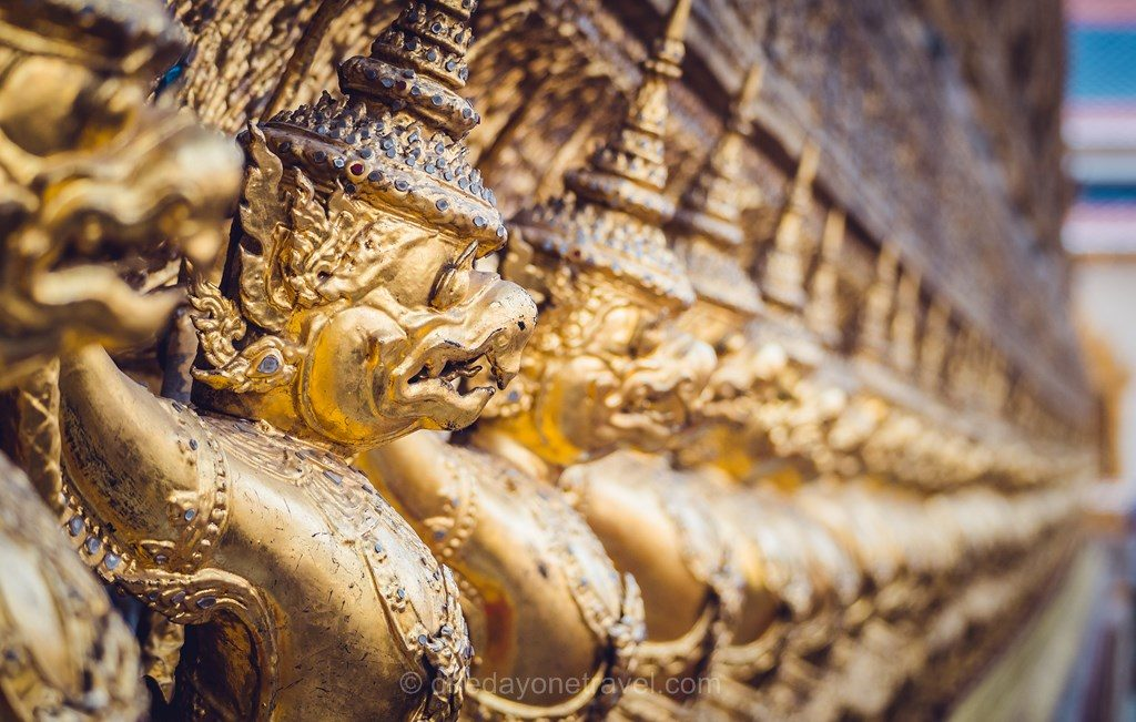 Bangkok Grand Palais Royal blog voyage