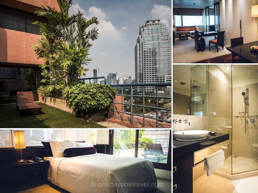Bangkok où dormir hotel de rêve
