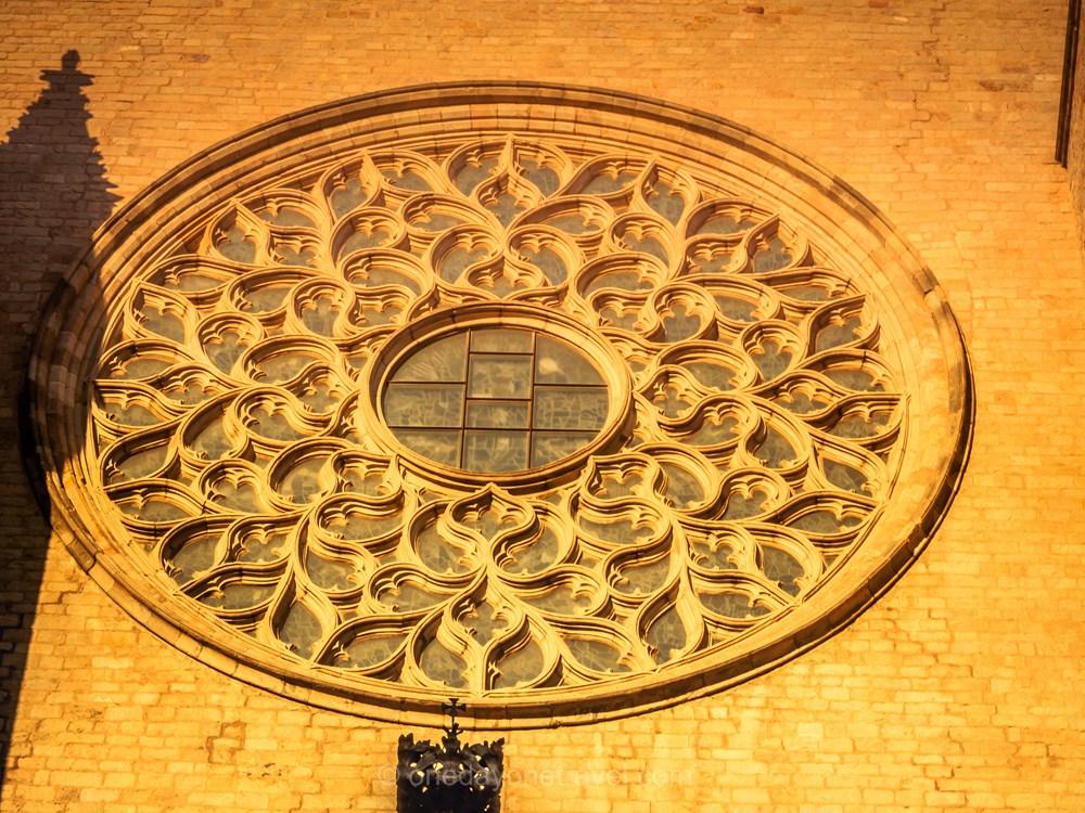 Basilique Santa Maria del mar quartier Born Barcelone