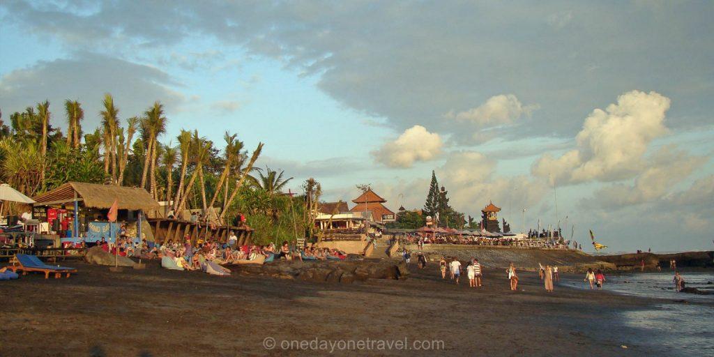 Canggu plages Bali