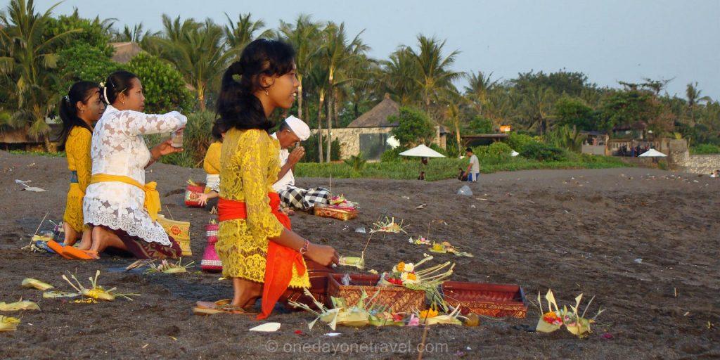 Canggu plage Bali
