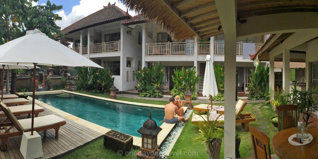 Canggu Papaya Guesthouse Bali
