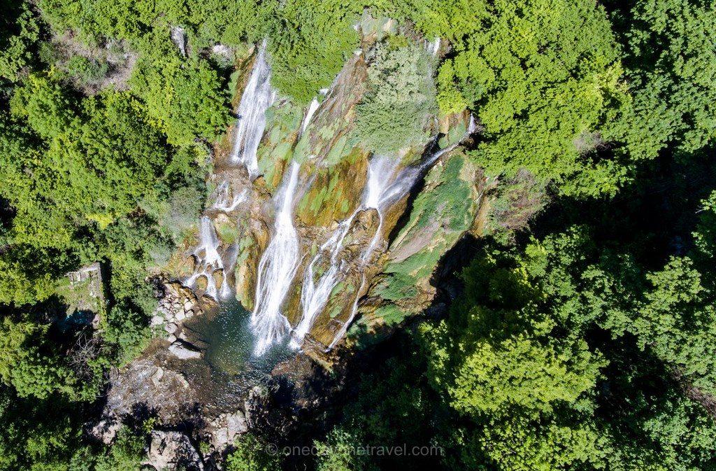 Cascade Glandieu drone