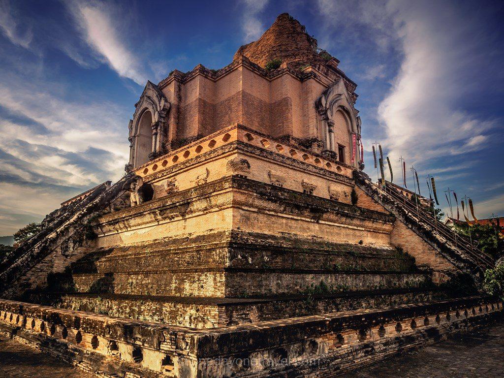 Chiang Mai Wat Chedi Luang