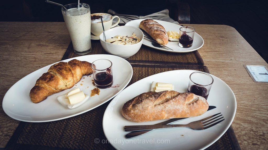 Chiang Mai cool breakfast