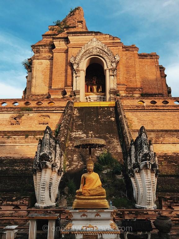 Chiang Mai Thaïlande temple bouddhisme
