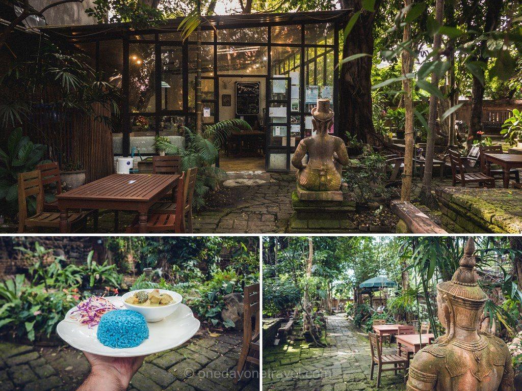 Chiang Mai où manger Clay Studio Café