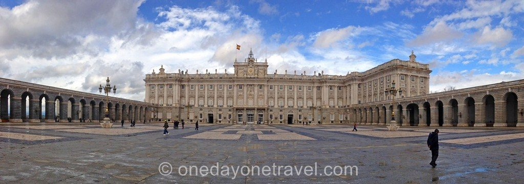 City Guide Madrid Palacio Real