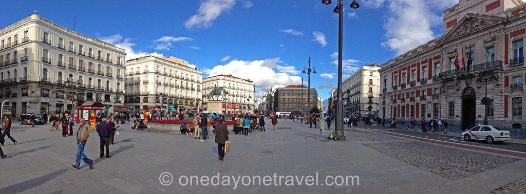 City Guide Madrid Plaza del Sol