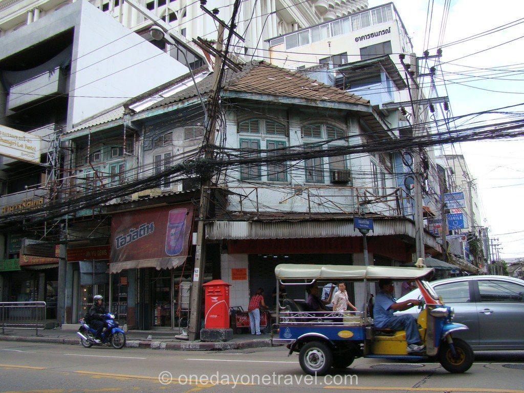 Comment circuler bangkok Blog Voyage Thaïlande tuk tuk