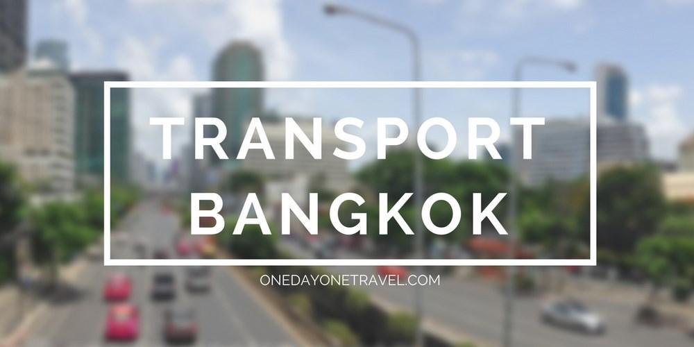 Comment circuler bangkok Blog Voyage Thaïlande