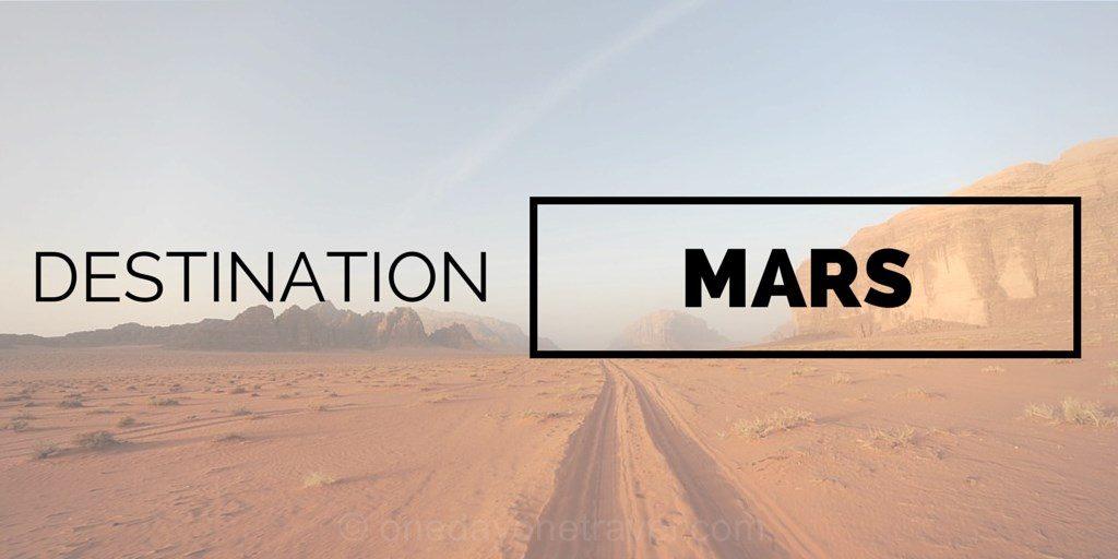 Destinations à visiter en mars