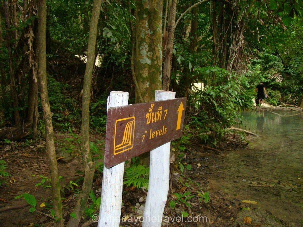 Erawan Kanchanaburi Blog Voyage OneDayOneTravel