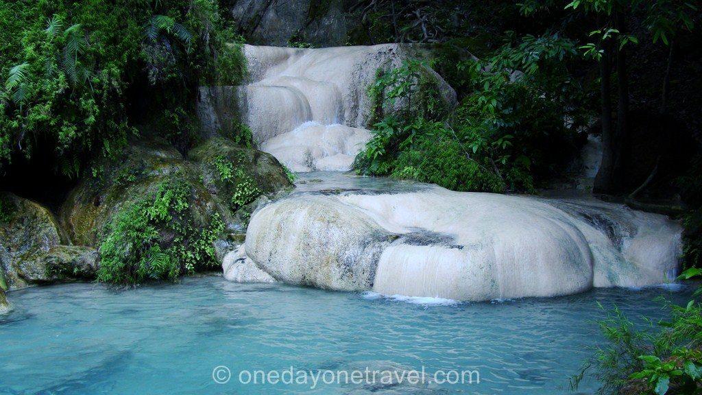 Erawan Kanchanaburi Thaïlande Blog Voyage