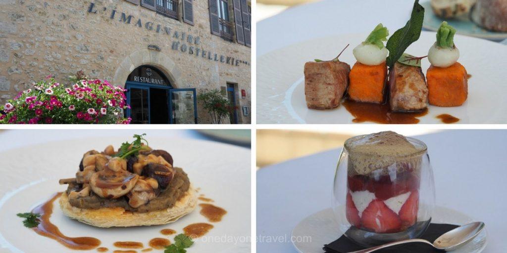 Gastronomie Imaginaire Terrasson