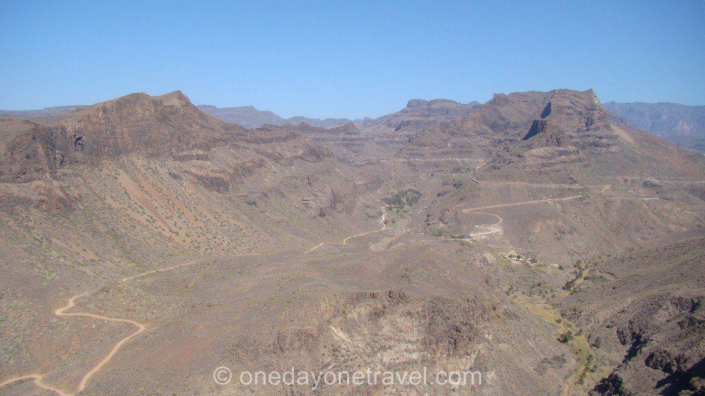 Gran canaria mirador blog voyage Grande Canarie