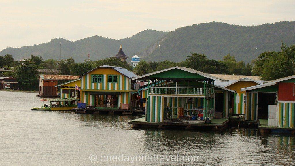 Kanchanaburi Thaïlande Blog Voyage OneDayOneTravel