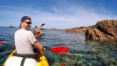 Kayak de mer Ajaccio
