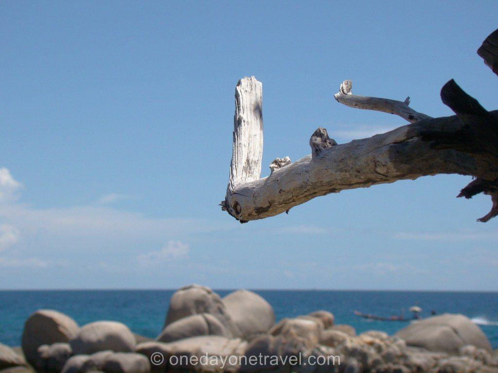 Koh Tao plage Blog Voyage OneDayOneTravel
