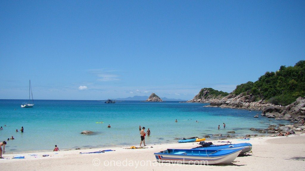Koh Tao plage paradisiaque Thaïlande Blog Voyage OneDayOneTravel