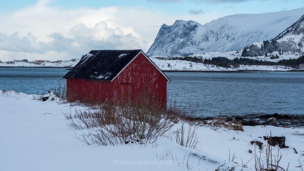 Norvège du Nord paysages
