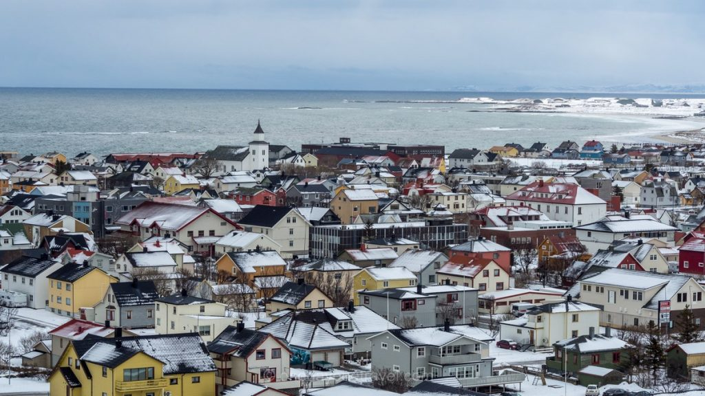 Norvège du nord Andenes Vesteralen