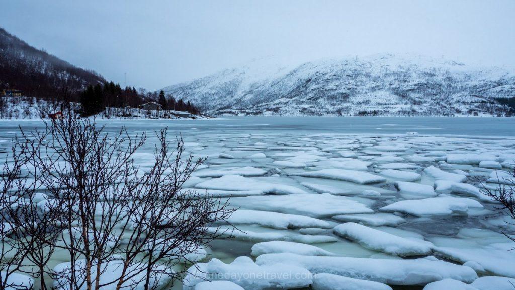 Norvège du Nord météo hiver