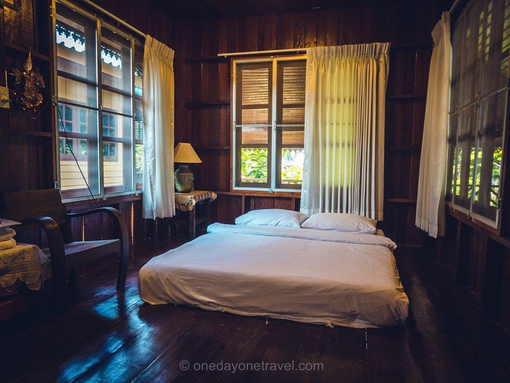 Lopburi Thaïlande hébergement