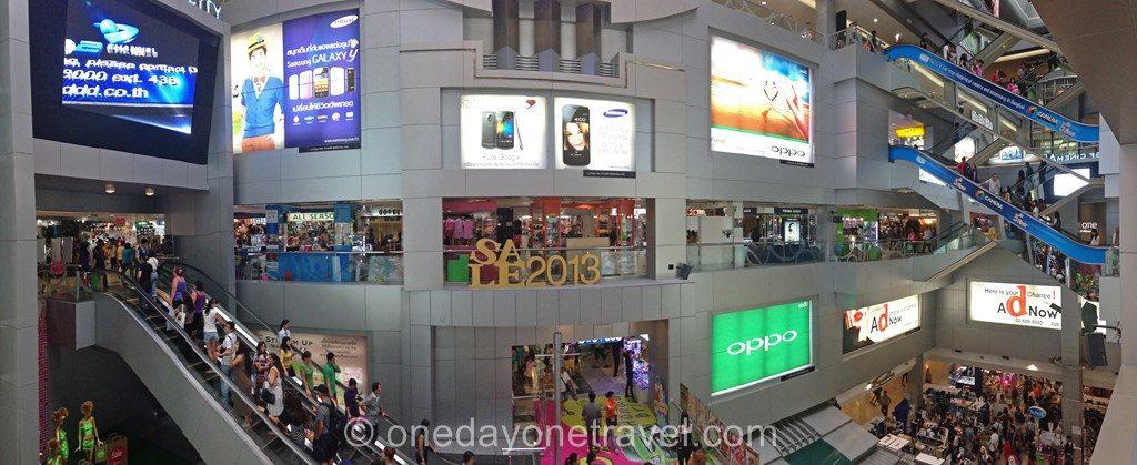 MBK Bangkok Thaïlande mall12
