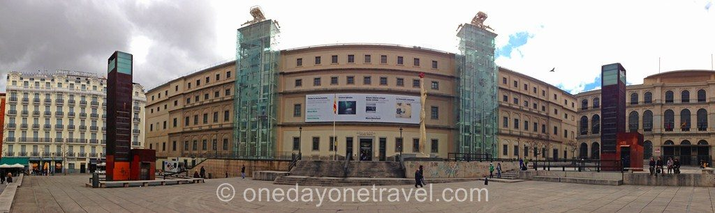 Musee Reina Sofia City Guide Madrid