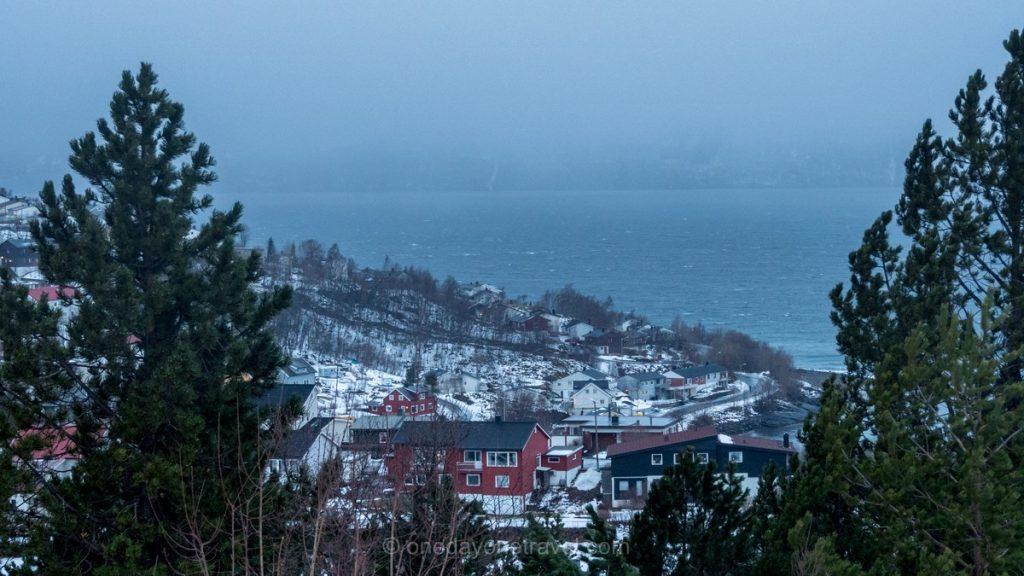 Norvège du Nord Narvik