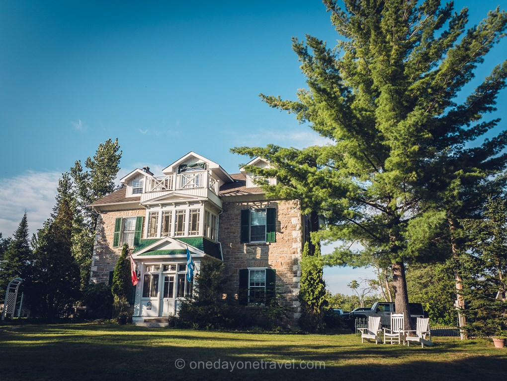 Auberge Spruceholme Canada Québec