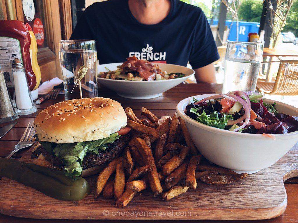 Outaouais où manger Chelsea Pub