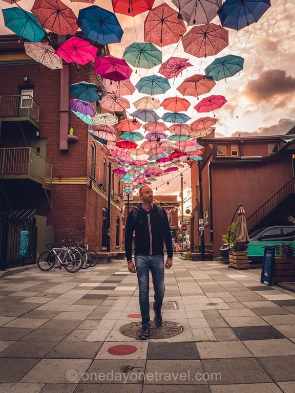 Outaouais parapluies Gatineau