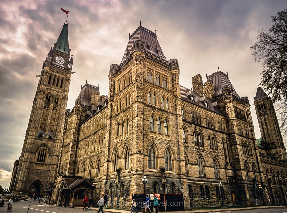 Parlement Ottawa Canada