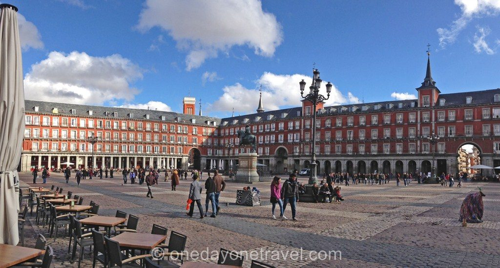 Plaza Mayor Madrid City Guide Madrid